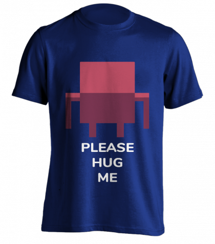 DreamsPS4 Shirt Please Hug Me