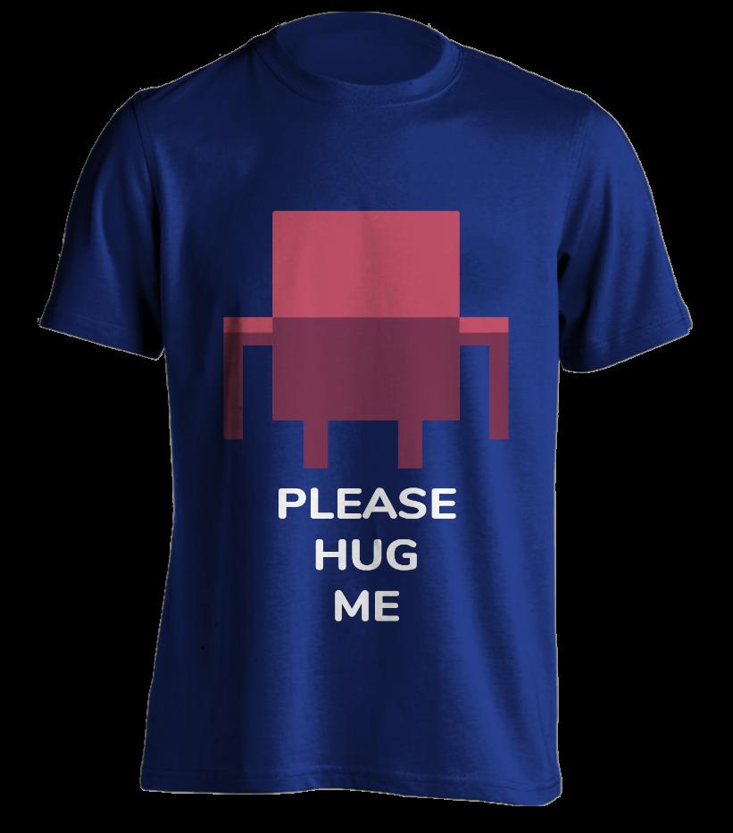 DreamsPS4 Shirt Please Hug Me