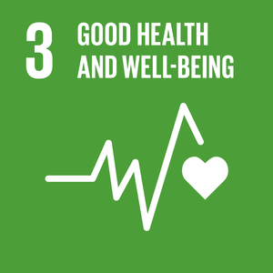(c) SDG Goal 3 - Good Health and Well-Being