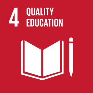 (d) SDG Goal 4 - Quality Education