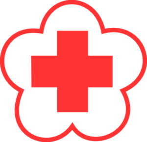 Indonesian red cross society logo