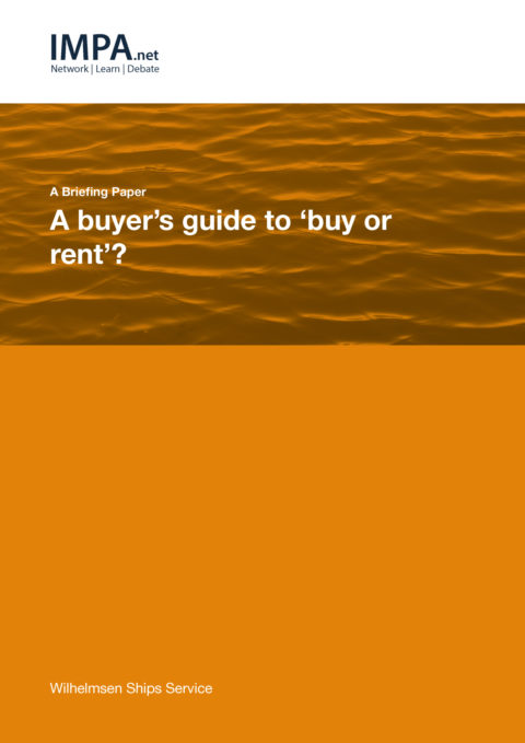 Buyers Guide: To Buy or Rent Life rafts