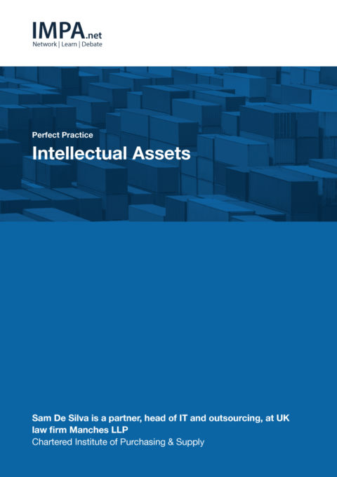 Negotiating Intellectual Assets
