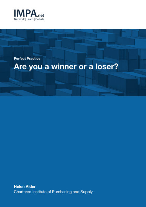 Are you a winner or a loser?