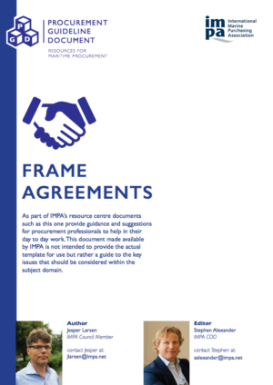 Frame Agreements