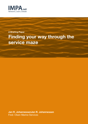 Finding your way through the service maze