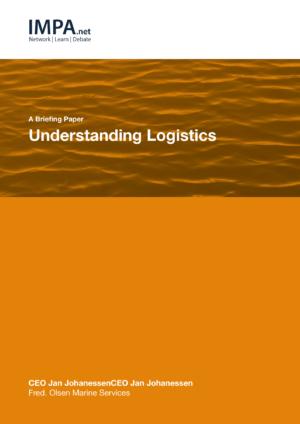 Understanding Logistics
