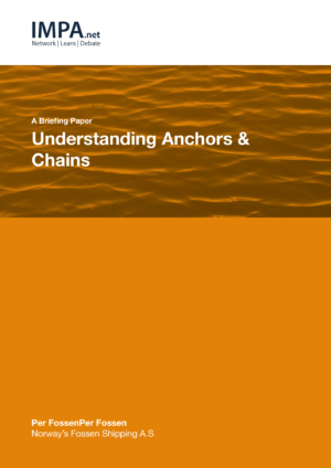Understanding Anchors & Chains