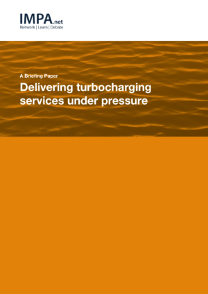 Delivering turbocharging services under pressure