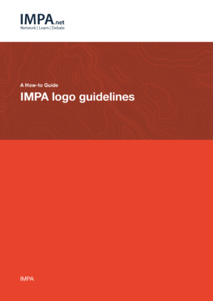 IMPA logo guidelines