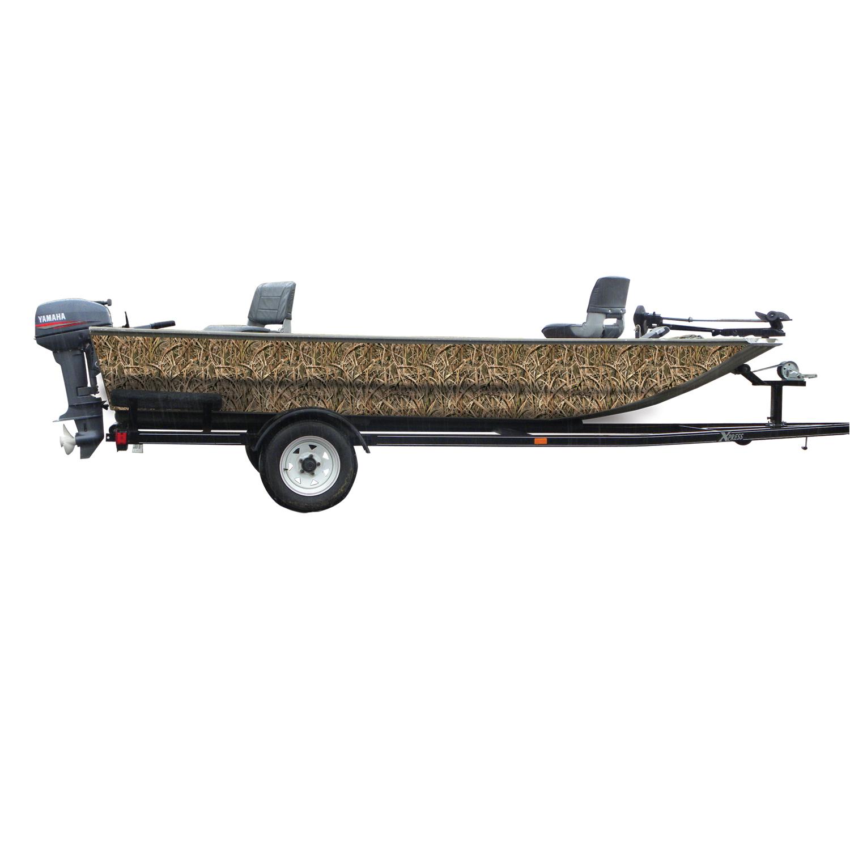 Mossy Oak Graphics Shadow Grass Blades Boat Kit