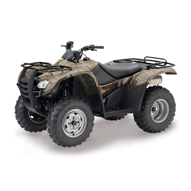 Mossy Oak Graphics Brush ATV Kit