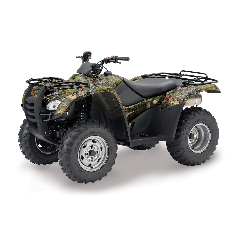 Mossy Oak Graphics Obsession ATV Kit