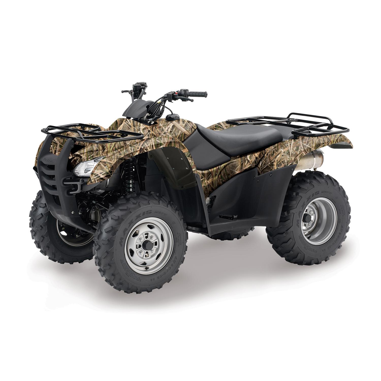 Mossy Oak Graphics Shadow Grass Blades ATV Kit