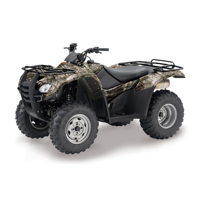 Mossy Oak Graphics Treestand ATV Kit