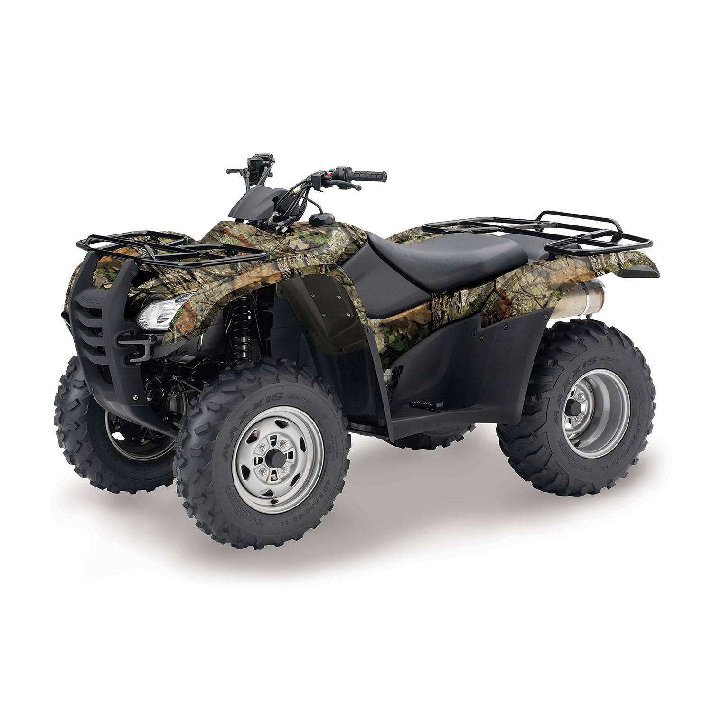 Mossy Oak Graphics Breakup Country ATV Kit