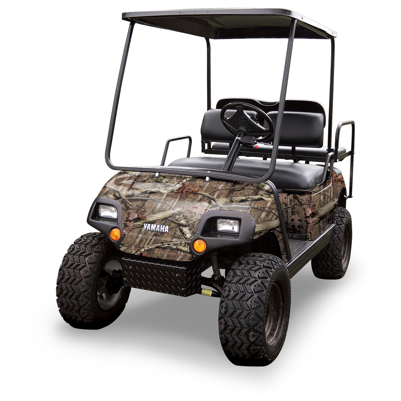 Mossy Oak Graphics Breakup Infinity Golf Cart Kit