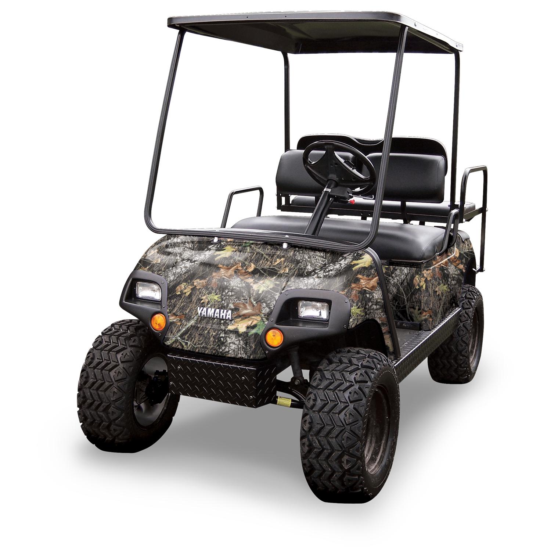 Mossy Oak Graphics Breakup Golf Cart Kit