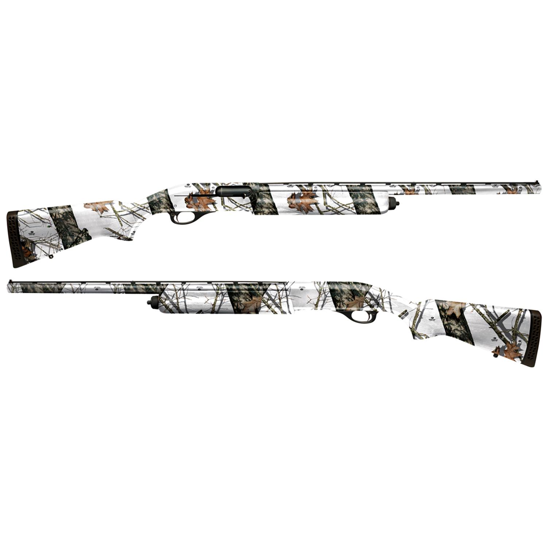 Mossy Oak Graphics Winter Shotgun Skin