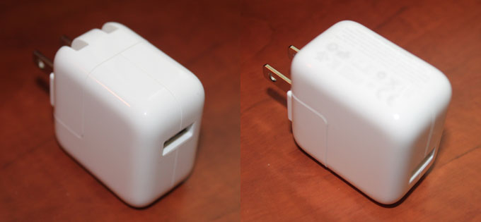 Bigger USB adapter