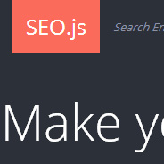 SEO for Web Apps