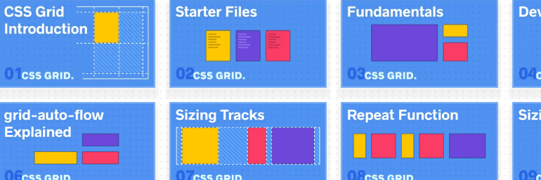 CSS Grid by Wes Bos