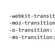 CSS3 Transitions Without Using :hover