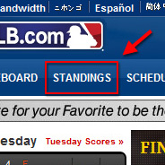 Why I Hate MLB.com's Navigation