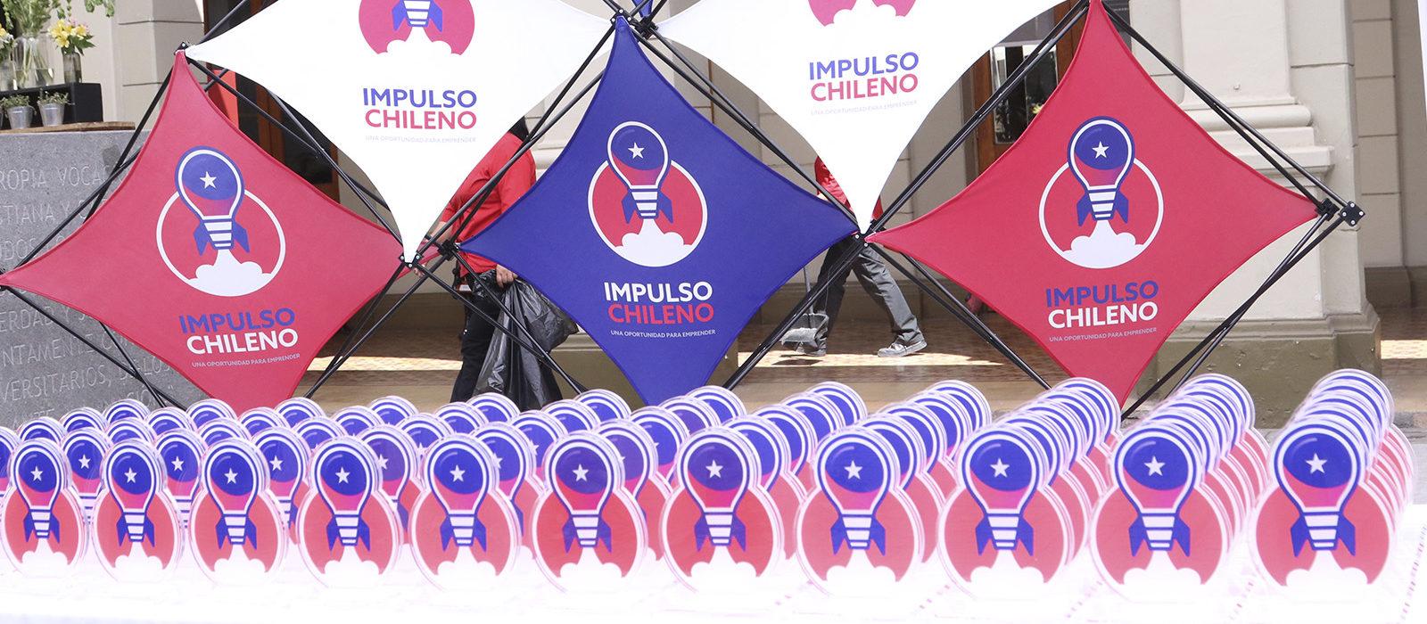 Impulso Chileno 2019 ya tiene 60 ganadores