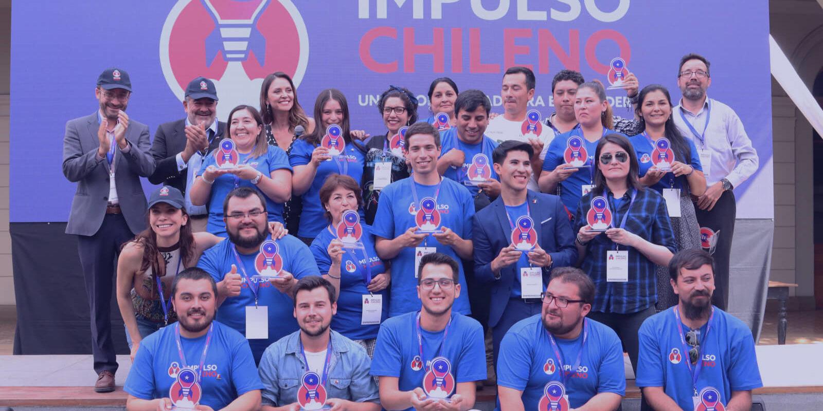 Impulso Chileno ya tiene a sus 60 ganadores