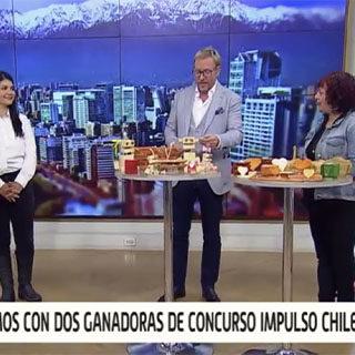 """Impulso Chileno 2018: ganadoras presentan sus emprendimientos en """"Bienven..."""