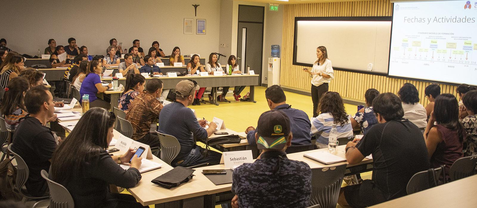 Impulso Chileno finaliza el programa académico con la Escuela de Administración UC