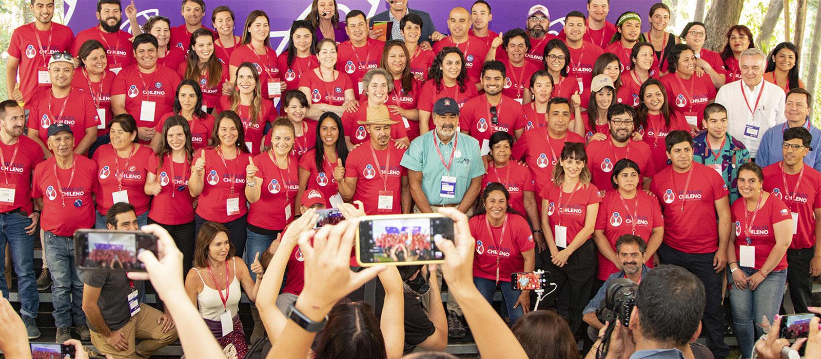 Emprendedoras de Impulso Chileno exponen sus emprendimientos en Matinal Bienvenidos de Canal 13