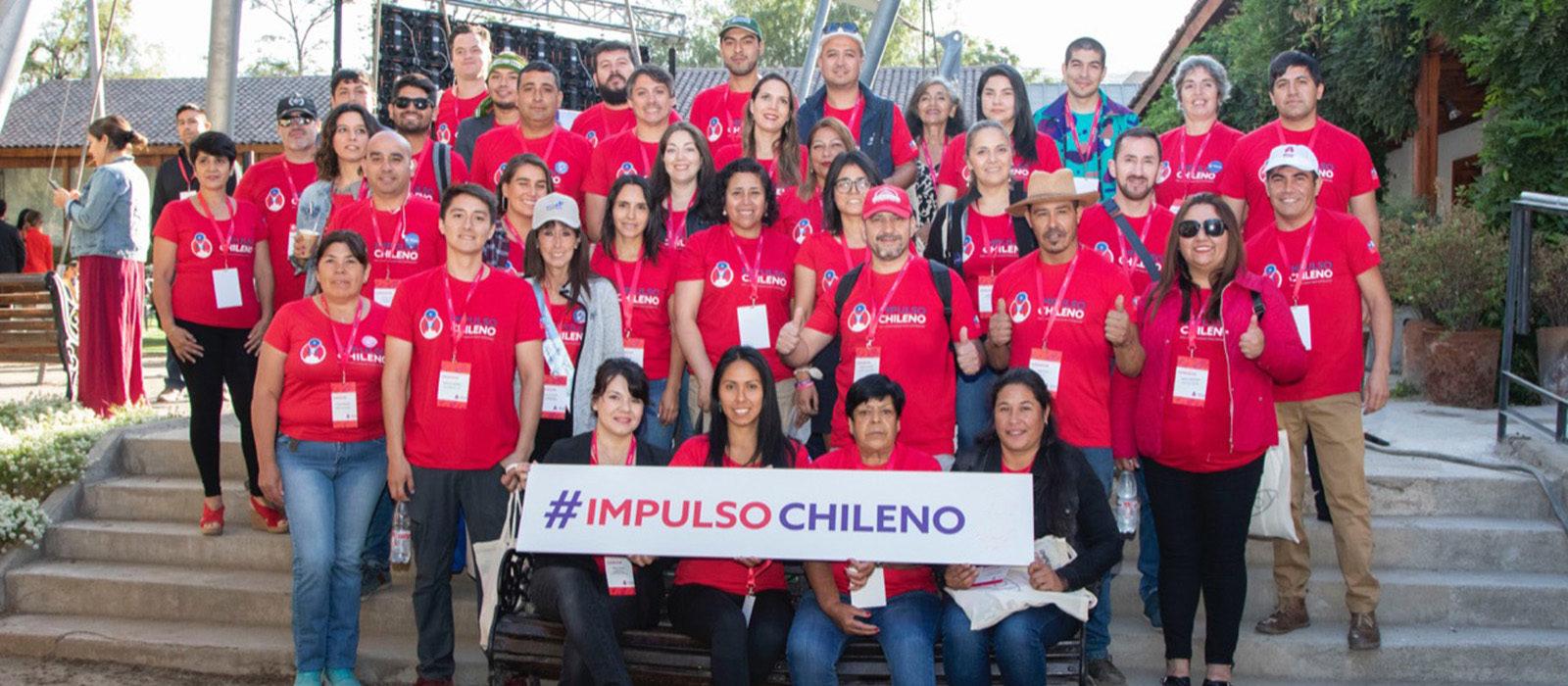 Más de 18 mil emprendedores de todo Chile postularon al concurso Impulso Chileno de Fundación Luksic
