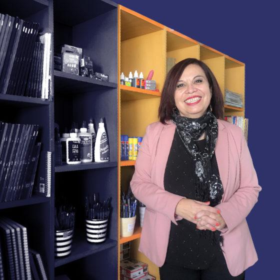 Amelias: la librería calameña que se reinventó para sortear la pandemia