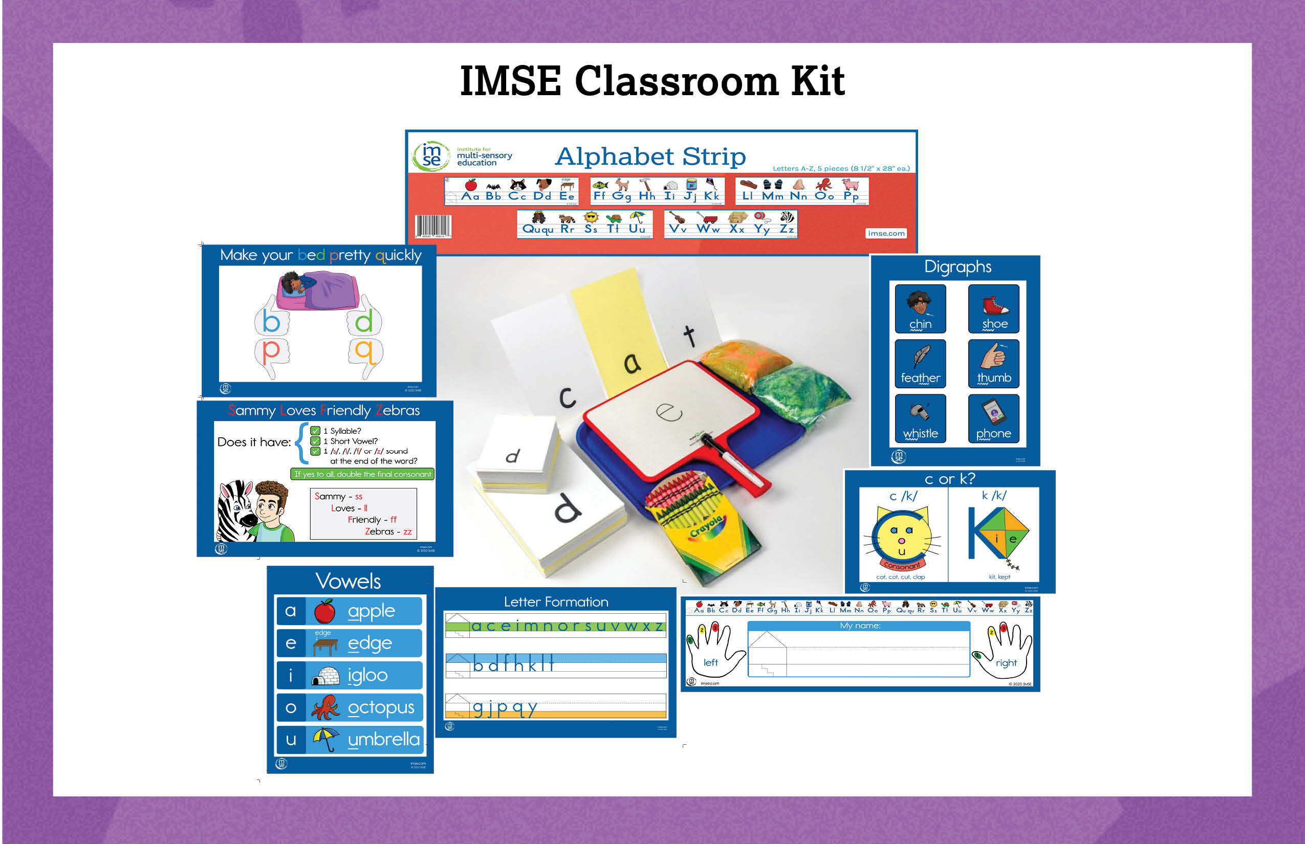 IMSE Comprehensive Classroom Kit - 10-Student