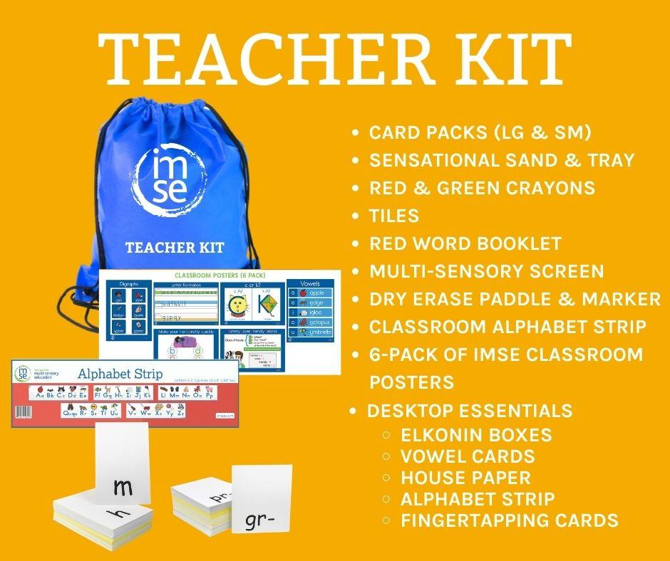 O-G in a Bag Teacher Kit