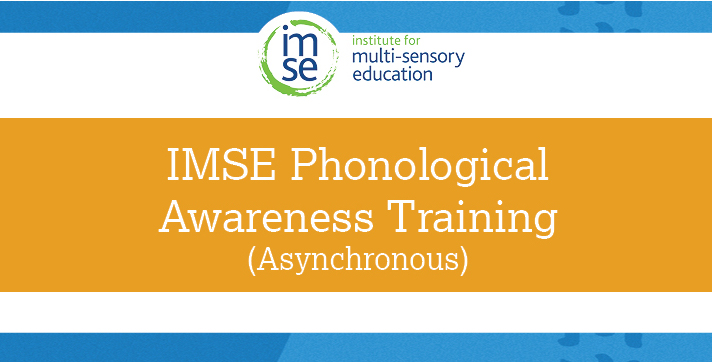 IMSE Asynchronous Phonological Awareness Course