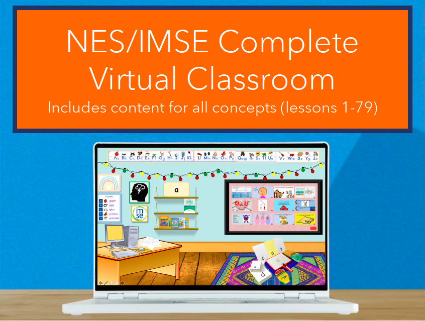 NES/IMSE Complete Virtual Classroom