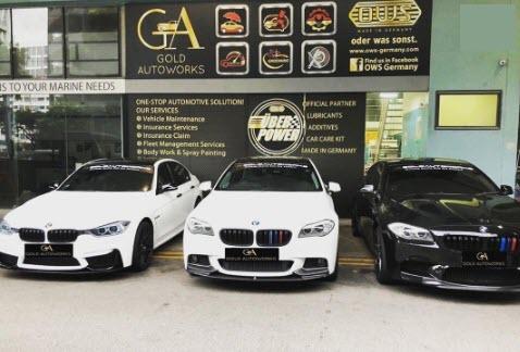 Gold Autoworks