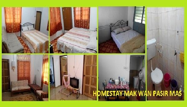 Homestay mak wan