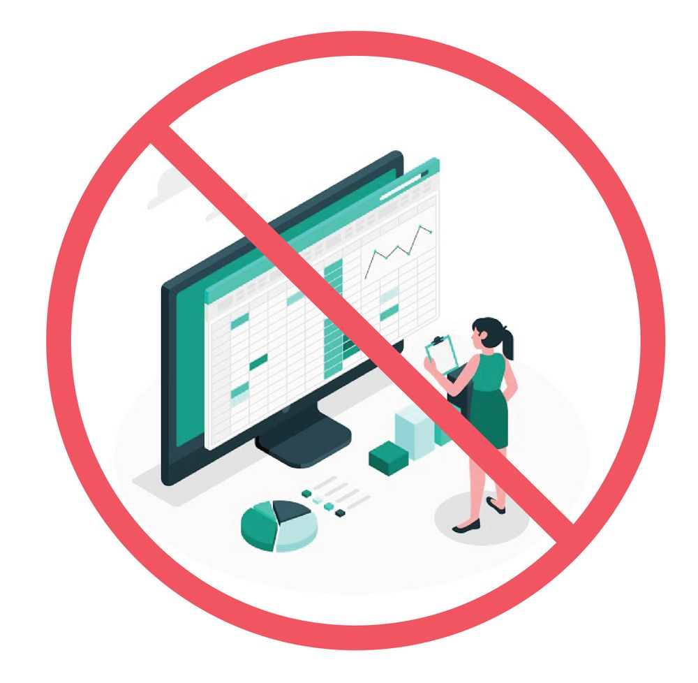 Spreadsheets are the traditional way of data collection. While there is no denying that spreadsheets offer some benefits, it is not advisable to completely rely on them. Several drawbacks and inefficiencies prevent them from being at the topmost place they once were. This is why, in this article, we have put together a list of reasons why you should stop using spreadsheets and start looking for other alternatives like our IC solution.