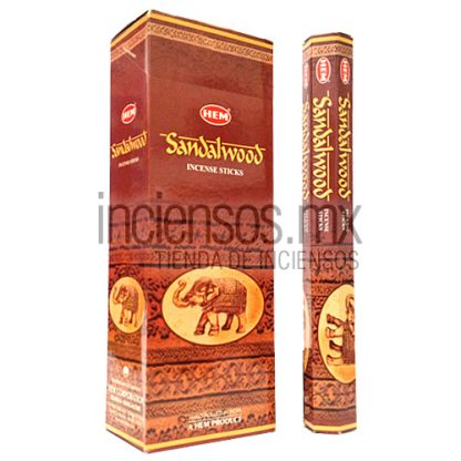 Incienso HEM de Sandalwood