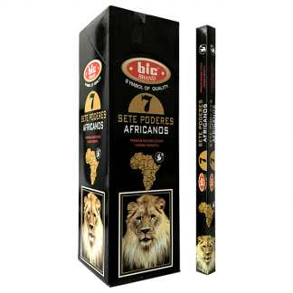 Incienso BIC Siete Poderes Africanos