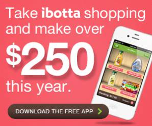 Ibotta Review – Cash Back For Scanning Receipts