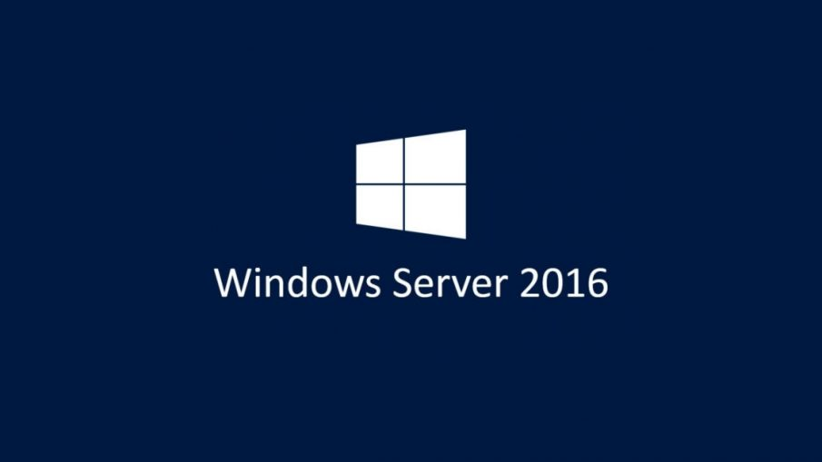 Configuración de Windows Server 2016