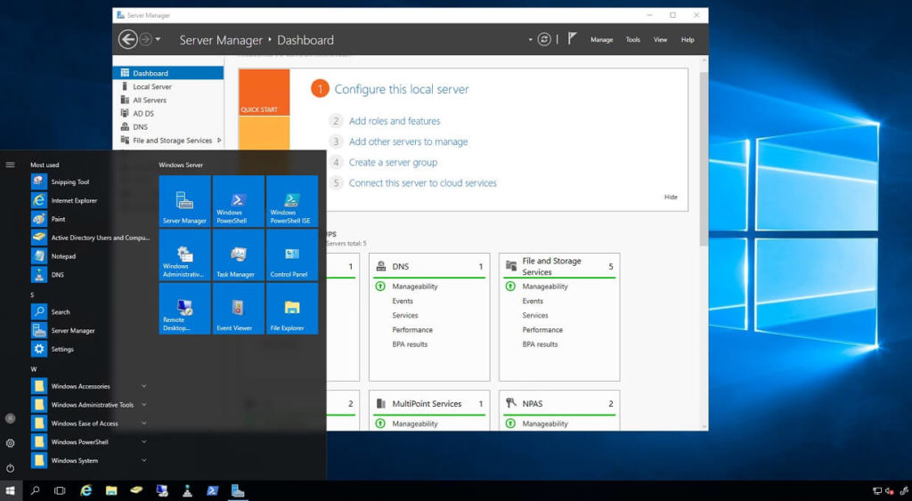 Aprende a Instalar Windows Server 2016 en VirtualBox
