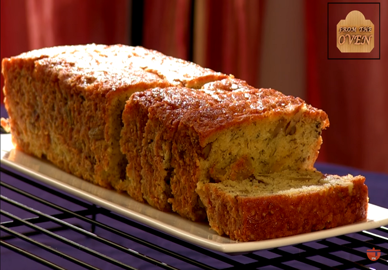 Banana bread ifn ifn india food network india recipeslight bitessummer specials forumfinder Image collections