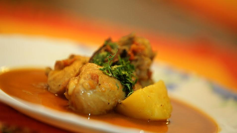 Recipe Konkani Chicken Curry For The Soul Ifn