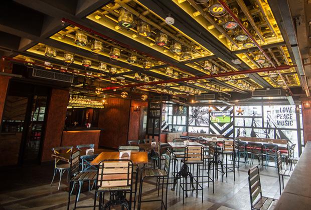 Image result for Raasta cafe delhi